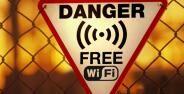 Bahaya Memakai Wifi Gratisan E6862