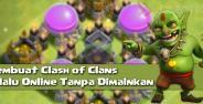 Cara Buat Clash Of Clans Selalu Online Meskipun Kamu Tidak Main Banner