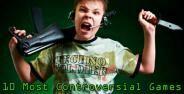 Banner 10 Game Bernuansa Kekerasan