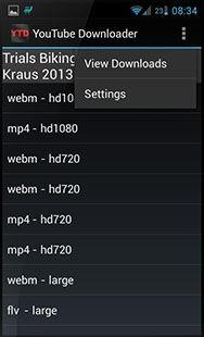 Cara Download Youtube Di Android 1