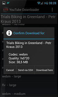 YouTube Downloader For Android Pilihan Download