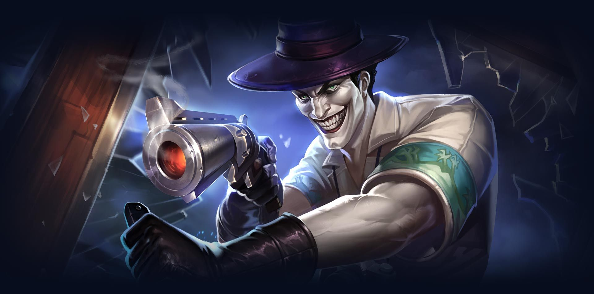 Wallpaper Aov Arena Of Valor The Joker