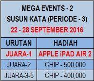 Mega Event Capsa Royale 3