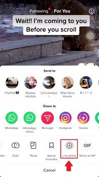 how to remove tiktok watermark from saved video