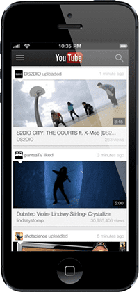 YouTube Fitur Live Streaming Di Ios