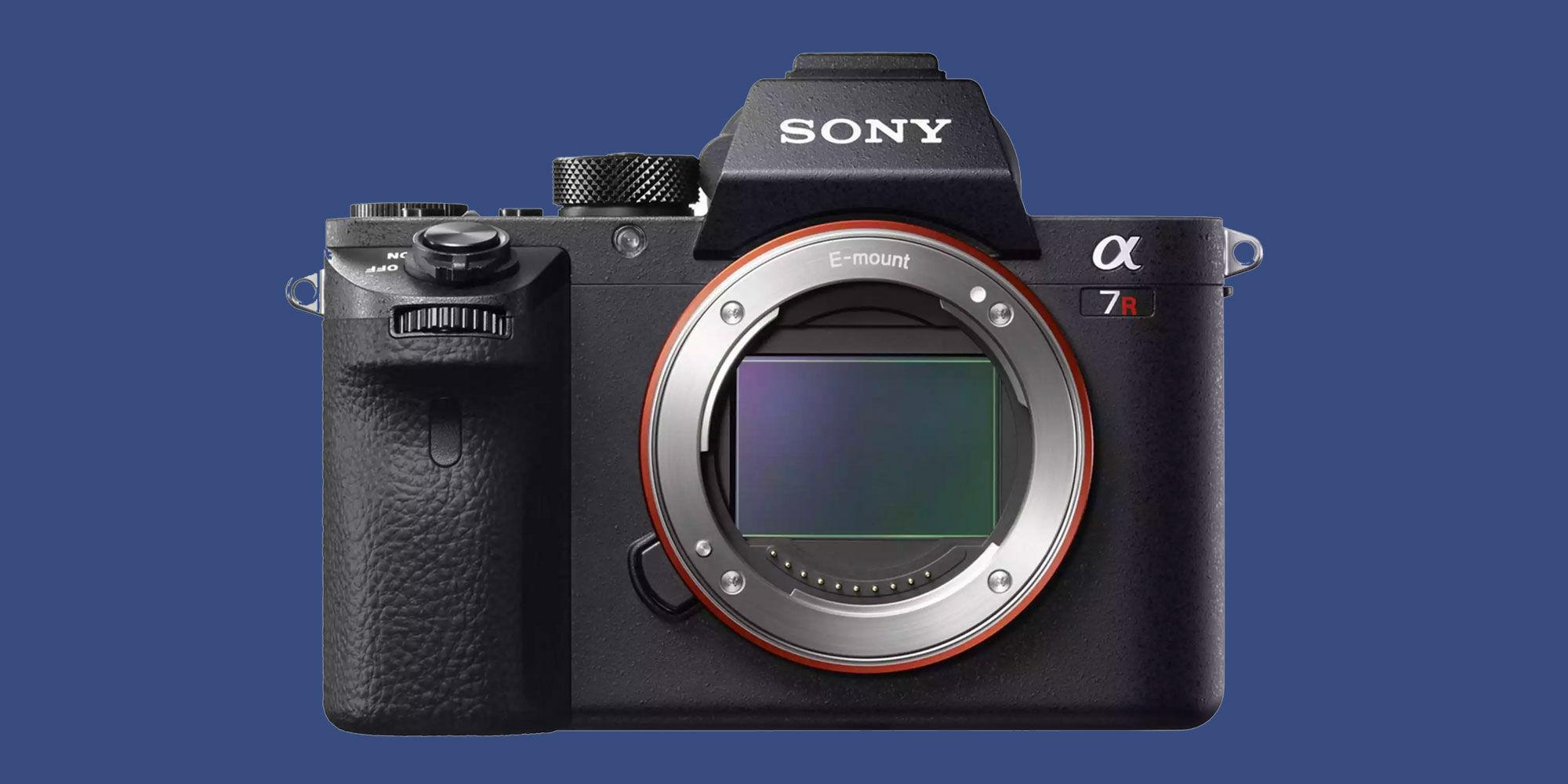 Sony-Alpha-A7R-II
