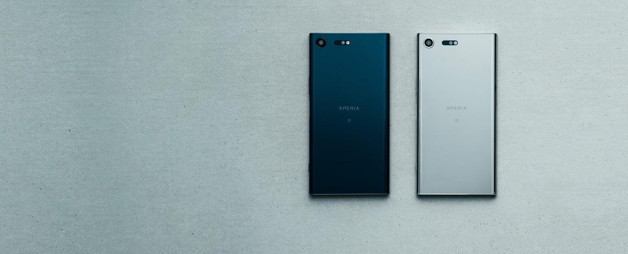 Sony Xperia XZ Premium desain