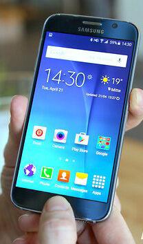 Cara Screenshot Layar Di Samsung Galaxy S6 1