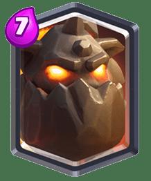 Kartu Legendary Lava Hound