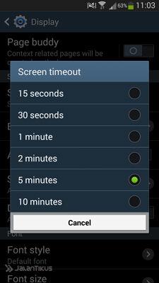 3 Fitur Smartphone Yang Menghabiskan Baterai 2
