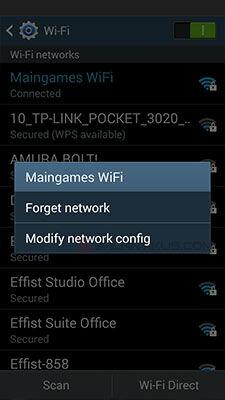 Cara Setting Proxy Wi Fi Di Android 2