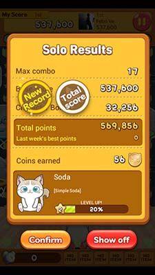 Review Game Line Pongpongpong 4