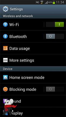 Cara Mengubah Android Menjadi Modem WiFi 1