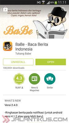 Google Play Update Dengan Desain Material Terbaru 1
