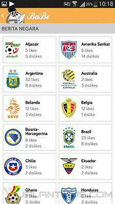Jadwal Pertandingan Dan Informasi Piala Dunia 2014 Lengkap Di BaBe 3
