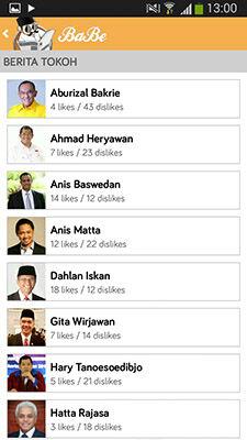 Berita Pemilu 2014 Lengkap Ada Di BaBe 5