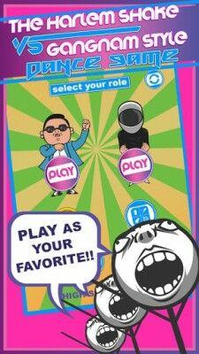 Harlemshake Vs Gangnamstyle 1