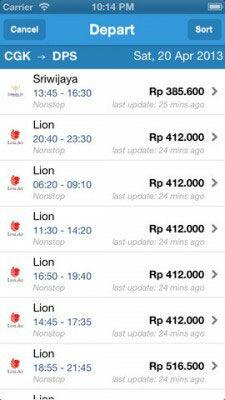 Indonesia Flight Hadir Untuk Ios 1