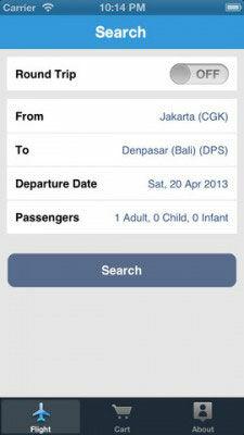 Indonesia Flight Hadir Untuk Ios