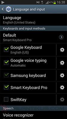Cara Menggunakan Autotext Di BBM For Android 1