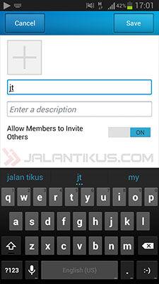 Cara Menggunakan Autotext Di BBM For Android 5