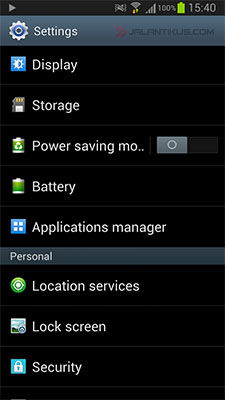 Cara Log Out BBM Di Android 1