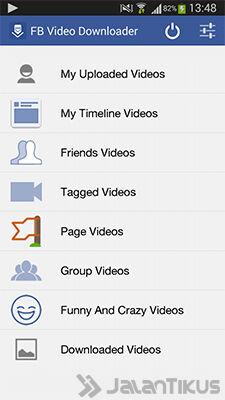 Cara Download Video Facebook Di Android 1
