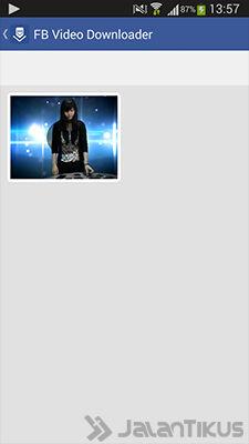 Cara Download Video Facebook Di Android 4
