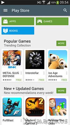 Download Update Google Play Store 5 0 32 APK 1