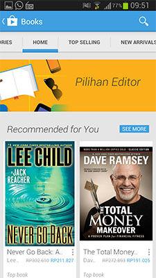 Google Play Books Hadir Di Google Play Indonesia 1