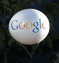 Google Wifi Balloon