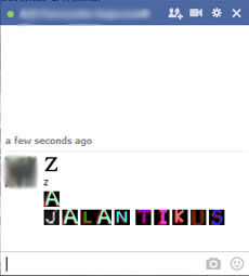 Cara Merubah Warna Tulisan Di Facebook Messenger