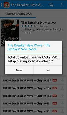 Otakon Baca Dan Download Manga Langsung Di Android 3