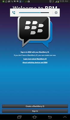 Cara Download Dan Install BBM For Android Di Tablet 2