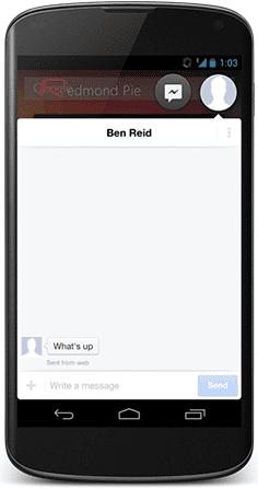 Fitur Stiker Facebook Messenger 1
