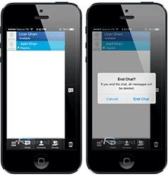 Cara Memperbaiki Error BBM For IPhone Di IOS 703 1