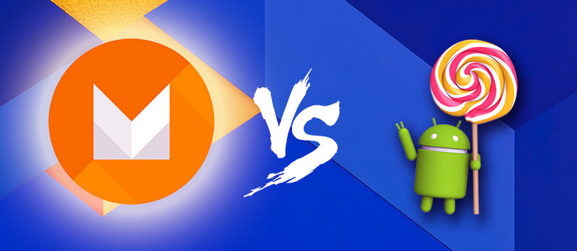 Android Marshmallow VS Lollipop, Mana yang Lebih Baik?