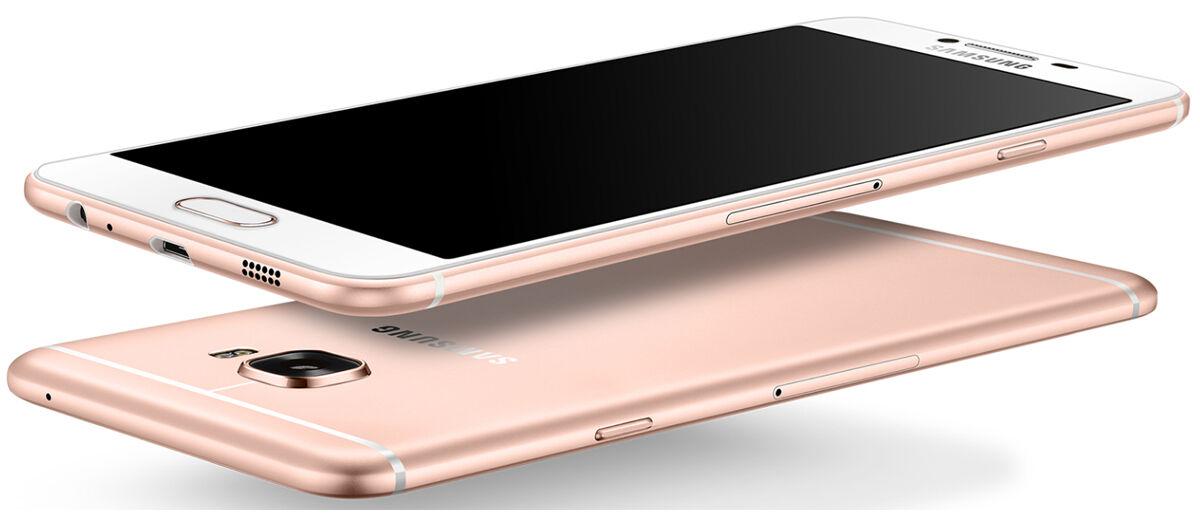 Nggak Mau Kalah, Samsung Galaxy C9 Juga Punya RAM 6GB!