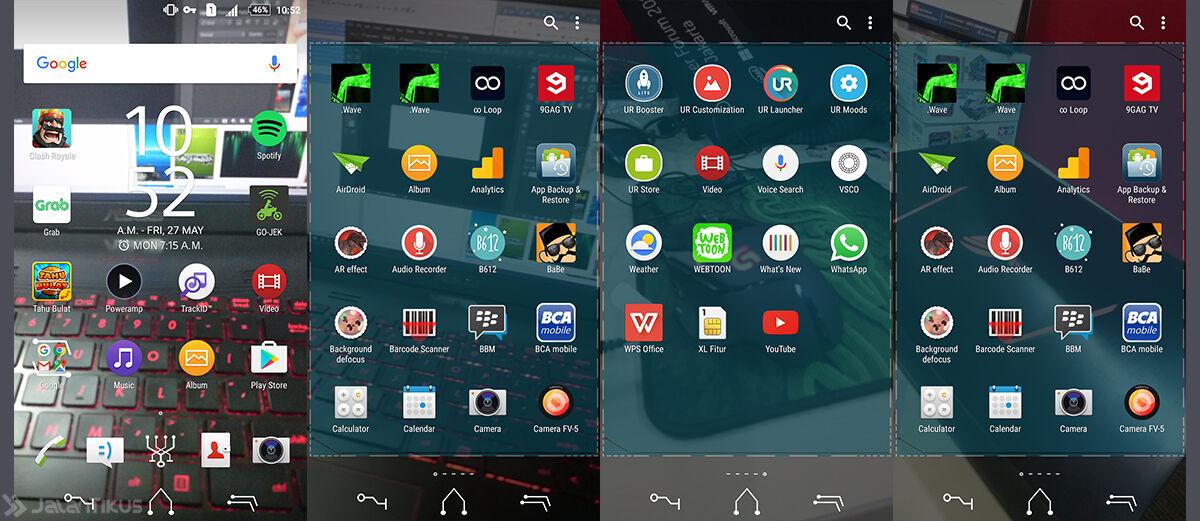 Cara Membuat Wallpaper Tembus Pandang di Android
