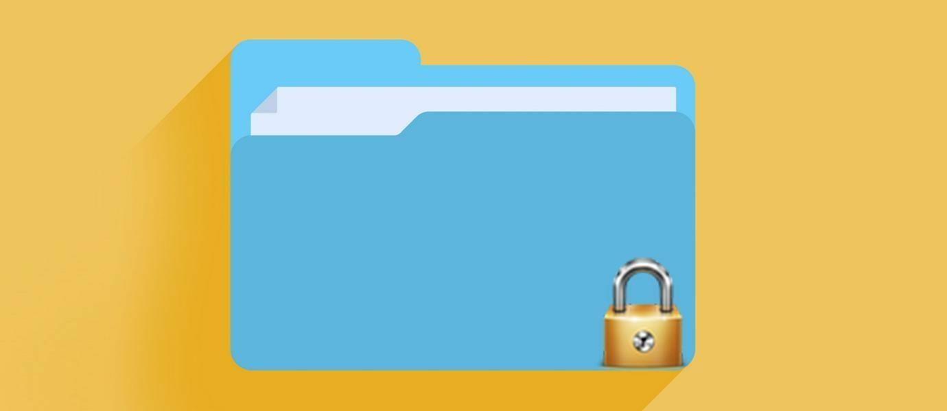 Cara Mengunci File 'Rahasia' Di Komputer Tanpa Aplikasi