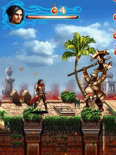 Gameplay Prince of Persia