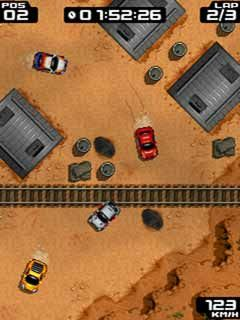 Gameplay 4 x 4 Extreme Rally: World Tour