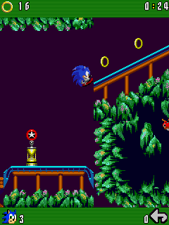 Gameplay Sonic the Hedgehog