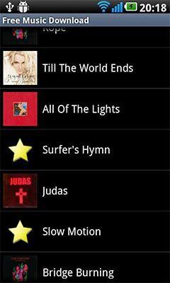 5 Aplikasi Download Lagu Dan Mp3 Di Android 1