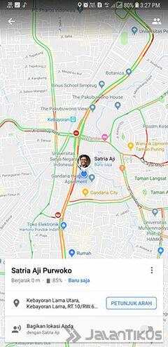 Cara Melacak Nomor Hp Lewat Google Maps 05 25220