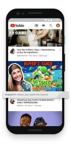 Youtube Lebih Berkualitas Kini Bisa Kontrol Konten Beranda Video Berikutnya 3 F9027