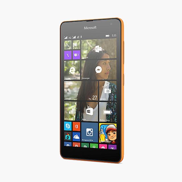 Harga Dan Spesifikasi Microsoft Lumia 535