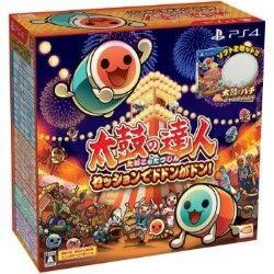 Review Game Taiko No Tatsujin Drum Session 15sip