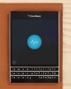 Voice Assistant Fitur Terbaru BlackBerry 3