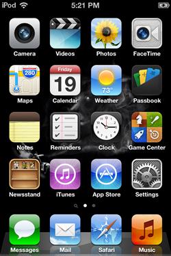 Cara Menghapus Lagu Di Ipod Touch 1